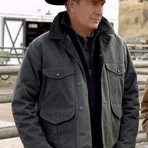 John Dutton Yellowstone Classic Jacket
