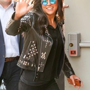 F9 The Fast Saga Letty Ortiz Studded Jacket
