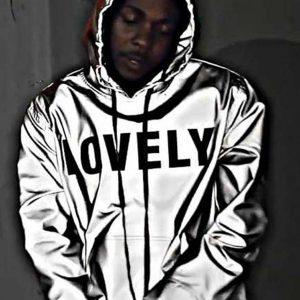 Kendrick Lamar Lovely Reflective hoodie