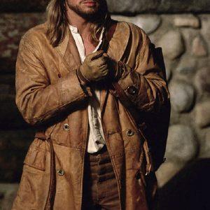 Brad Pitt Legends of the Fall Tristan Leather Coat