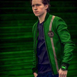 Ben Ten Tom Holland Green Jacket