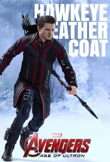 Avengers Hawkeye Coat - Banner