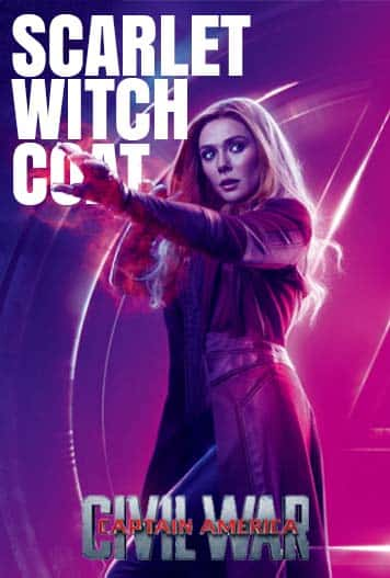 Scarlet Witch Coat Banner