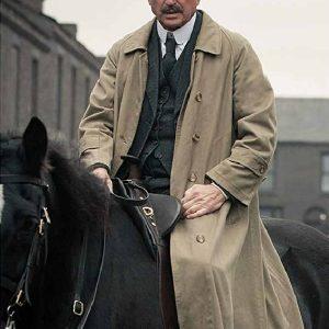 Peaky Blinders Paul Anderson Black Coat