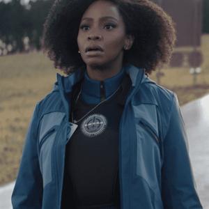 Monica Rambeau Blue Jacket