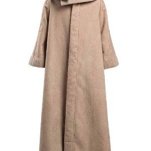 Baby Yoda Costume Cosplay Cloak Jedi Robe Halloween Outfit