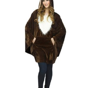 Reindeer Costume PonchoChristmas Outfit
